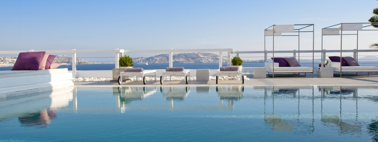 Hotels in Mykonos Greece