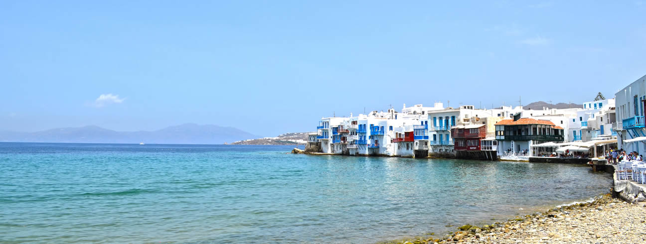 Explore Mykonos Greece